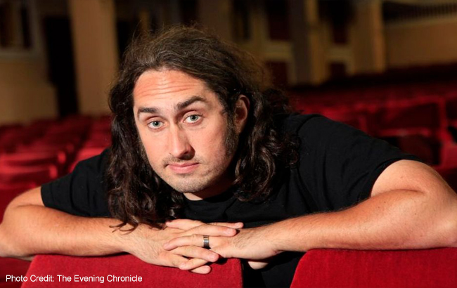 Ross Noble Pranks Alan