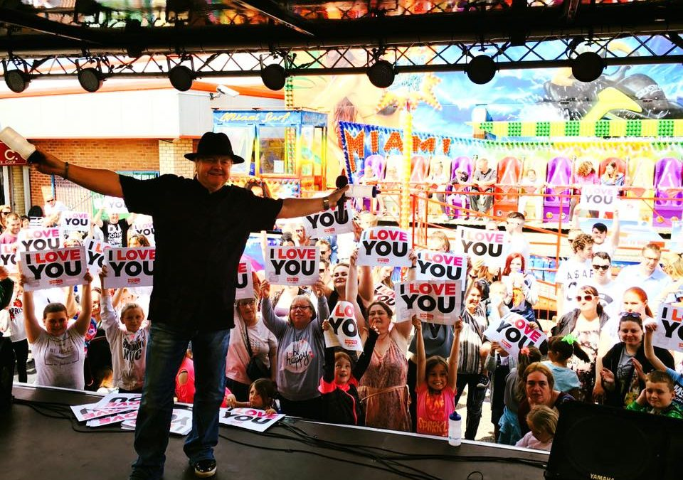 Alan Comperes 'Big Day Out with Metro Radio' In Aid Of Cash For Kids