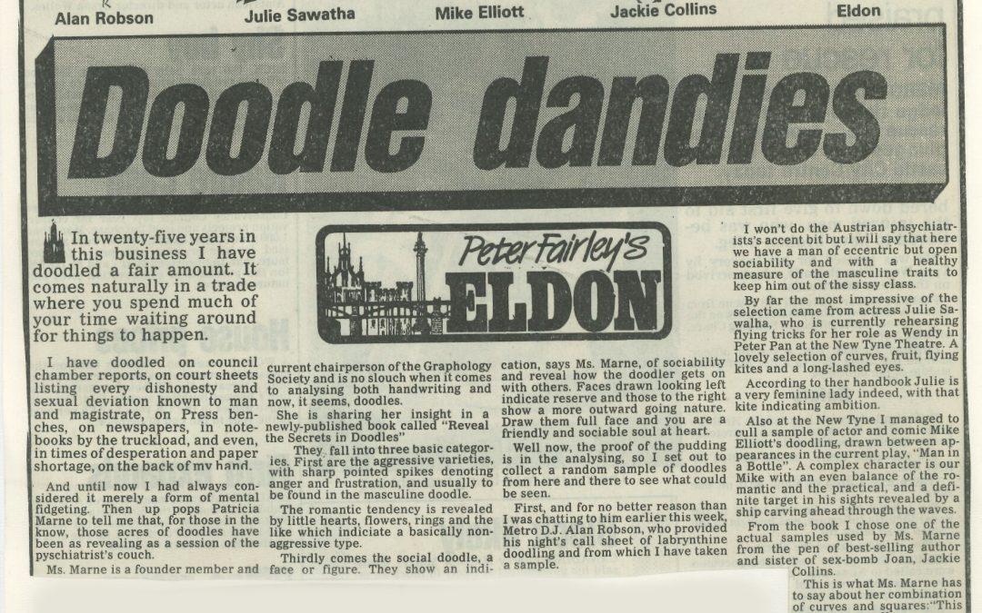 *Article* Doodle Dandy