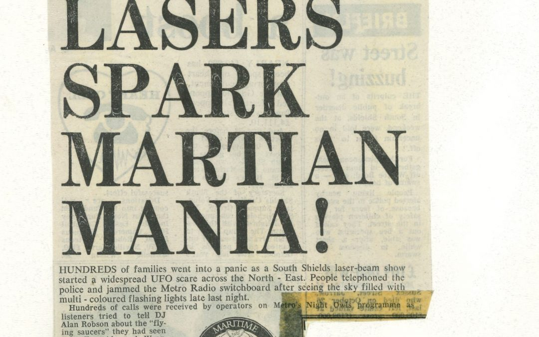 *Article* Martian Mania!