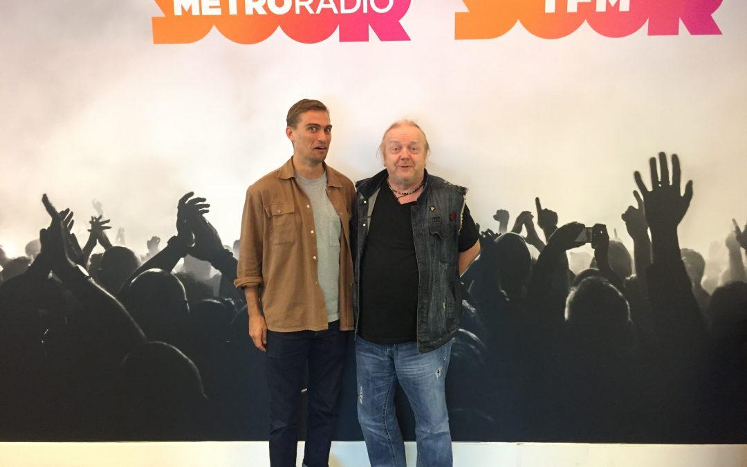 Alan Meets Rhys Lewis