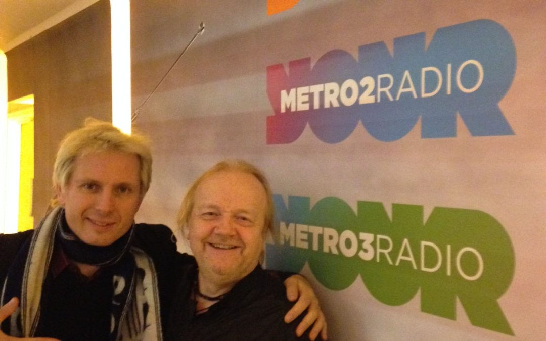 Alan Catches Up With Franz Ferdinand