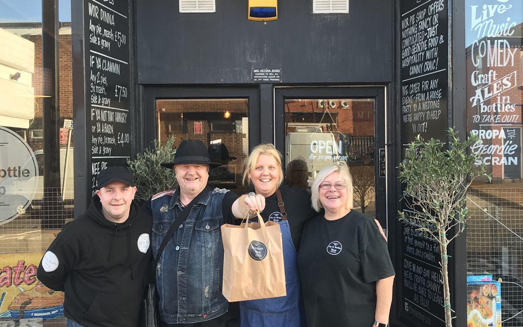 The Pie & Bottle Shop