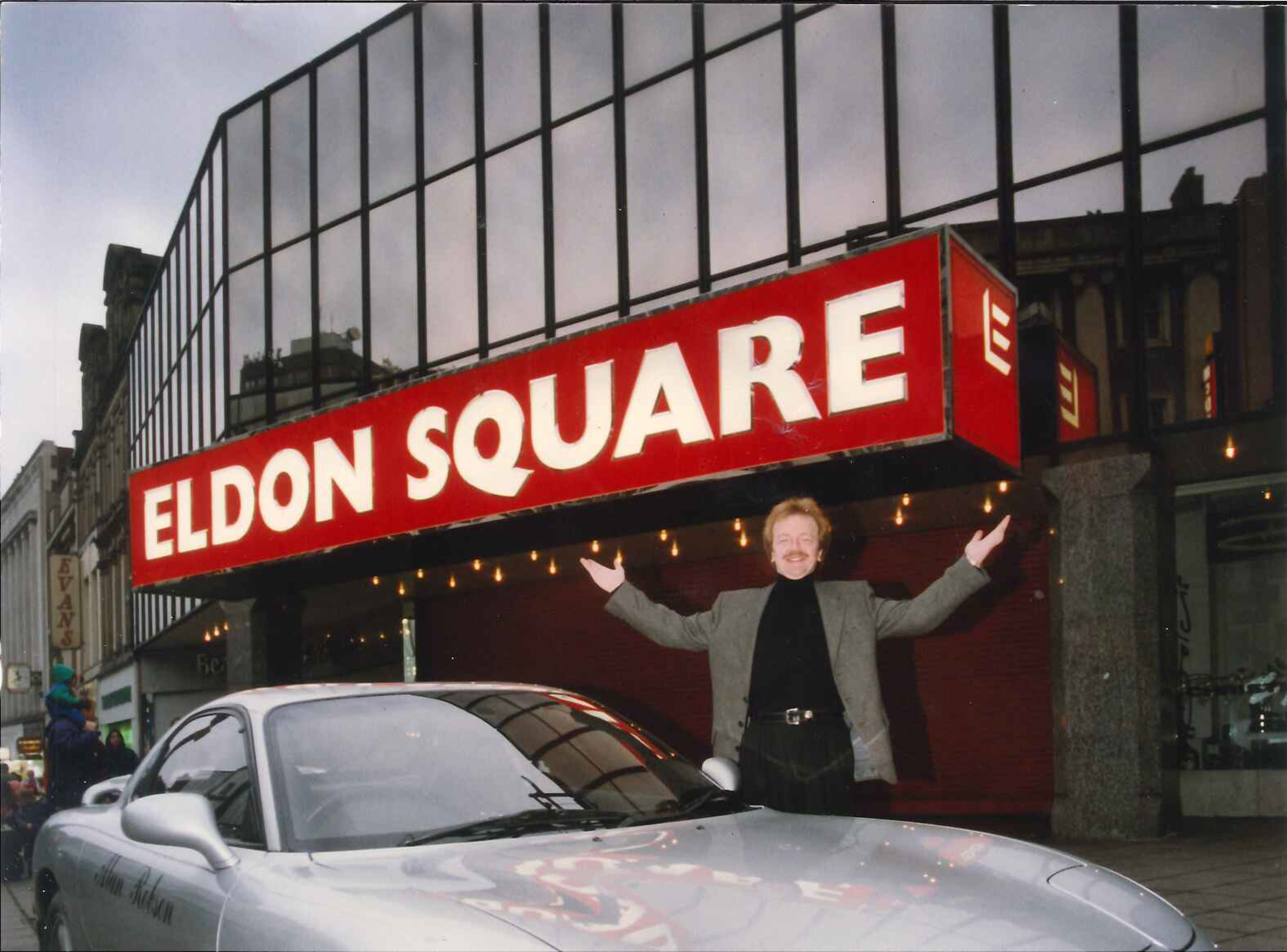 Eldon Square Sponsor A Blade