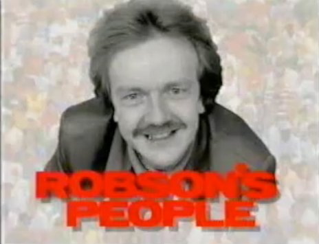 TV Show 'Robson's People' Airs